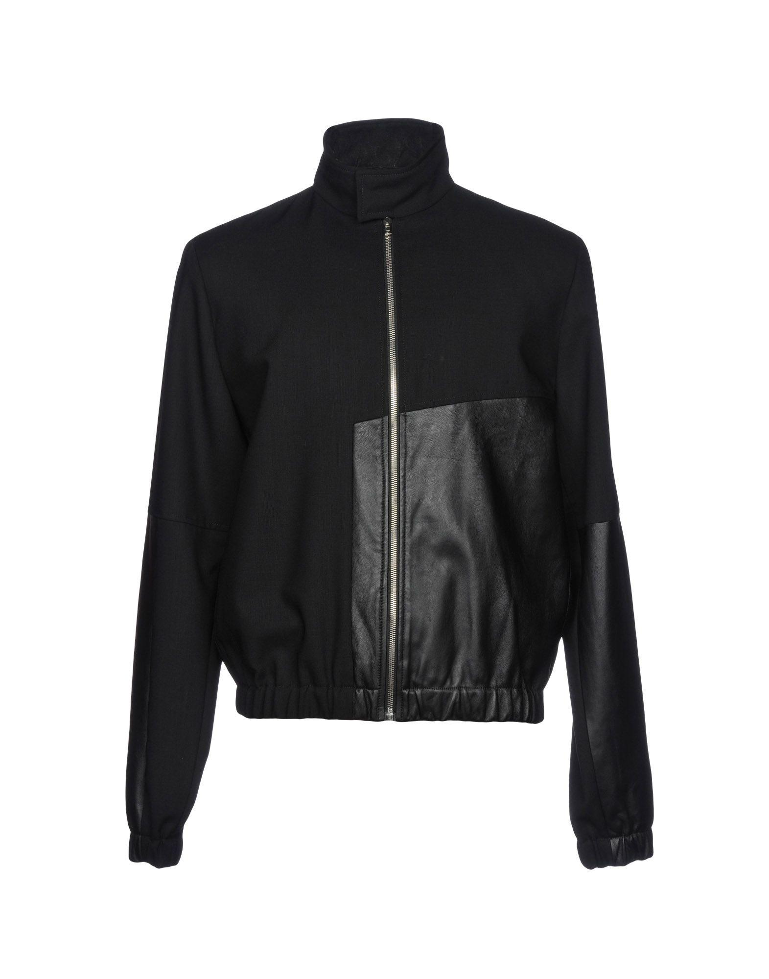 Mcq By Alexander Mcqueen Jackets In Black