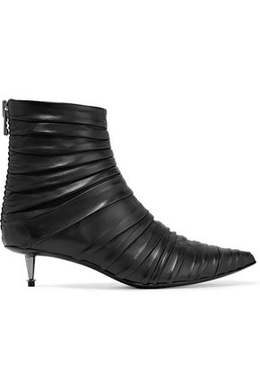 Tom Ford Ankle Boot In Black