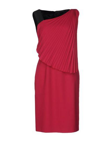 Emanuel Ungaro Knee-length Dress In Garnet