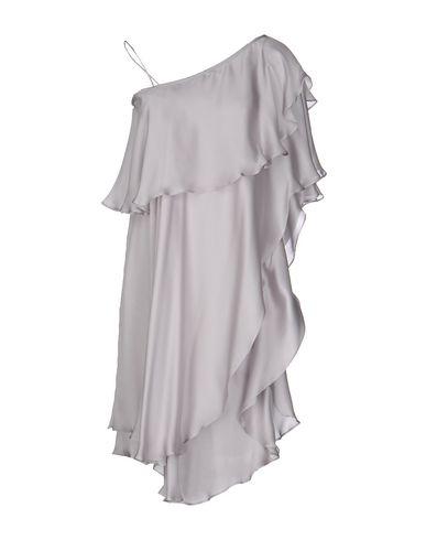 Emporio Armani Knee-length Dress In Light Grey