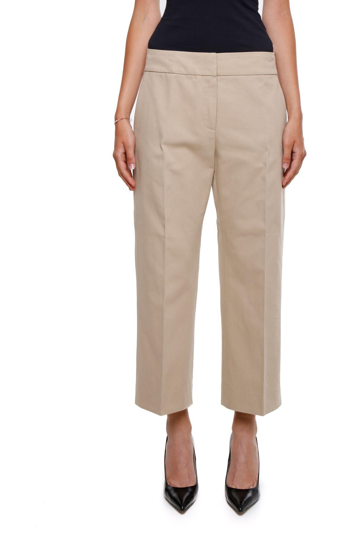 Marni Trousers In Light Camelbeige