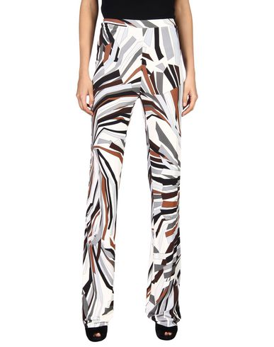Emilio Pucci Casual Pants In Brown