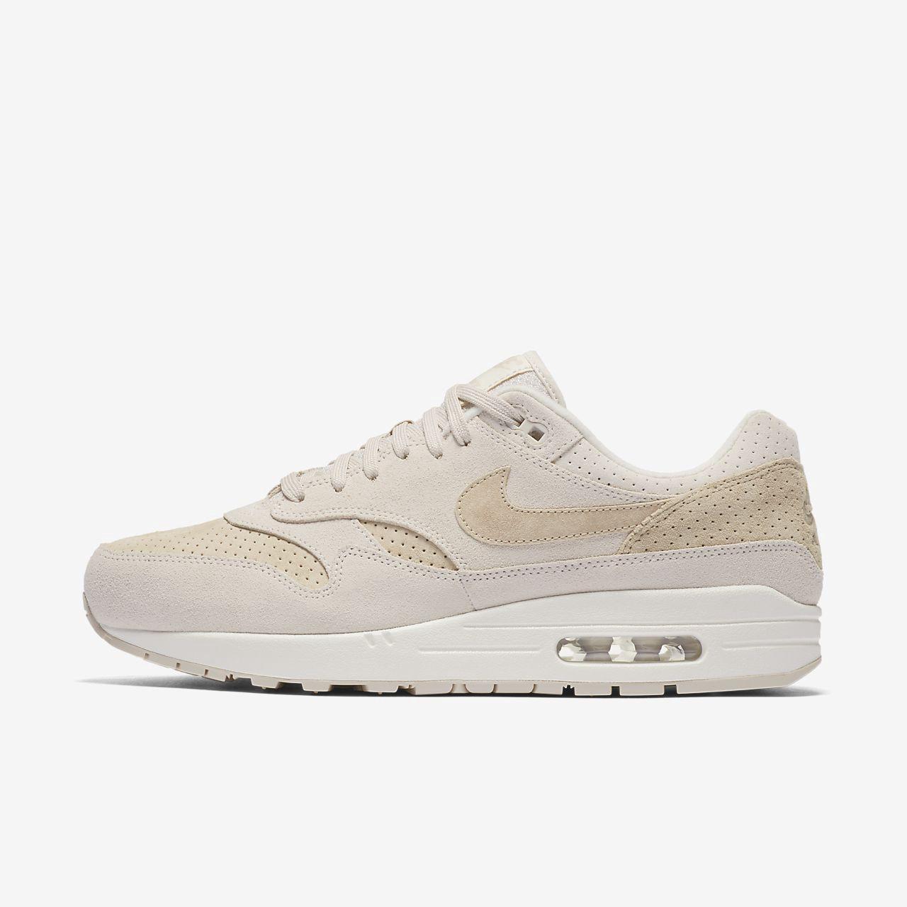 classic fit 7517f 5fbf4 Nike Air Max 1 Premium Sneakers - Pink