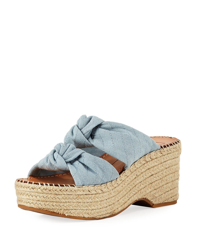 1fa5c1d7331b Dolce Vita Lera Two-Band Wedge Sandal In Light Blue