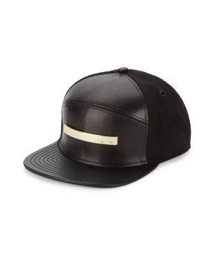save off 917b7 efb6d Melin The Bar Baseball Cap In Black