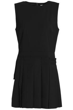 Dkny Woman Wool-blend Top Black