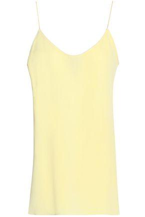 Theory Woman Voile Camisole Pastel Yellow