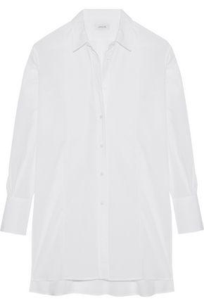Lemaire Woman Cotton-voile Shirt White