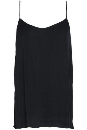 Enza Costa Woman Jersey Camisole Black