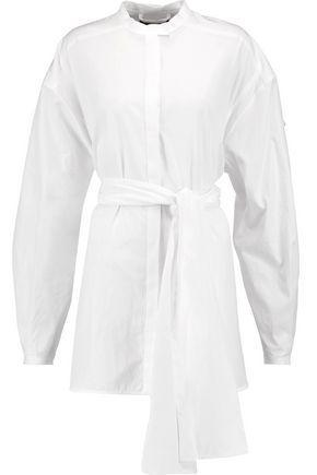 Ellery Woman Veronica Cotton-poplin Shirt White