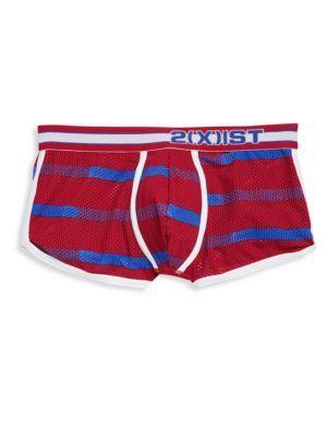 2(X)Ist No Show Underwear In Haute Red