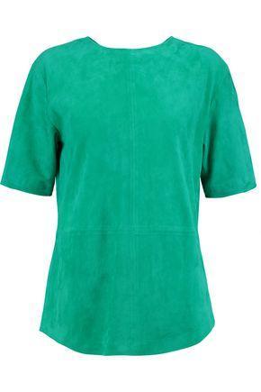 Balmain Woman Short Sleeved Emerald