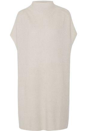 The Row Aram Oversized Cashmere Poncho In Ivory