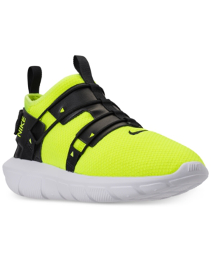 eff52a2c011cd Nike Men's Vortak Casual Sneakers From Finish Line In Volt/Black ...