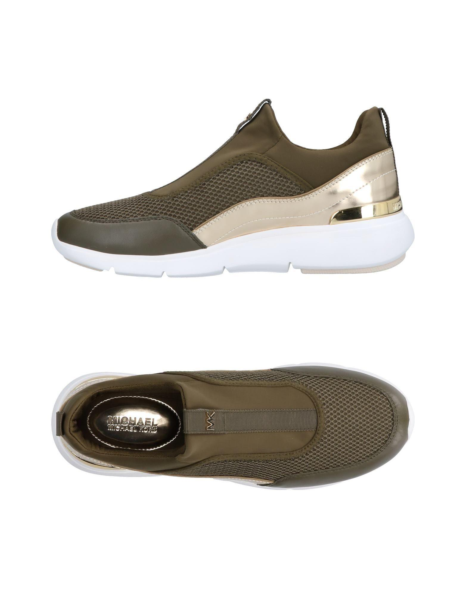 catch exquisite style many fashionable Sneakers In Military Green
