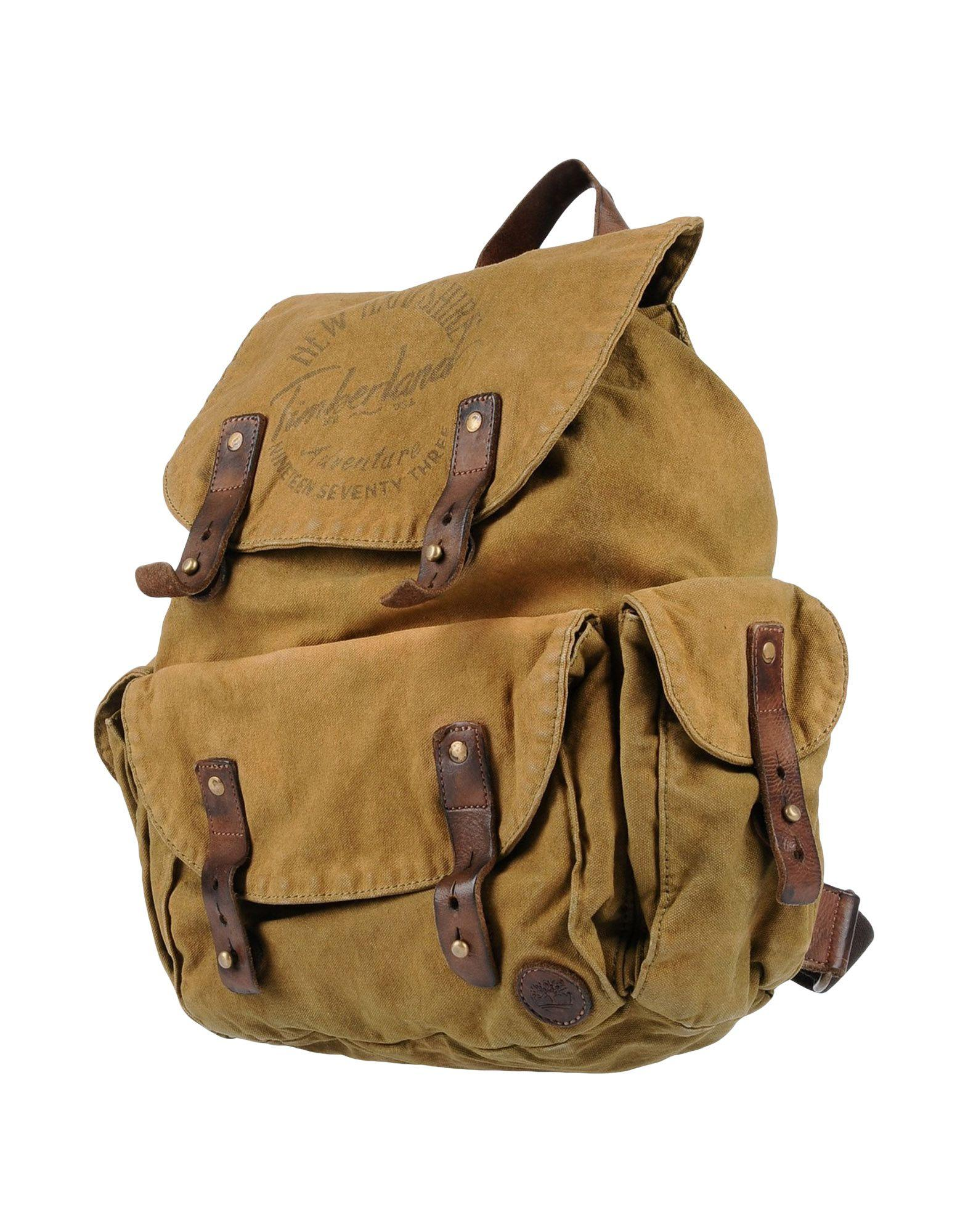 c8c6131a590 Timberland Backpacks & Fanny Packs In Khaki | ModeSens