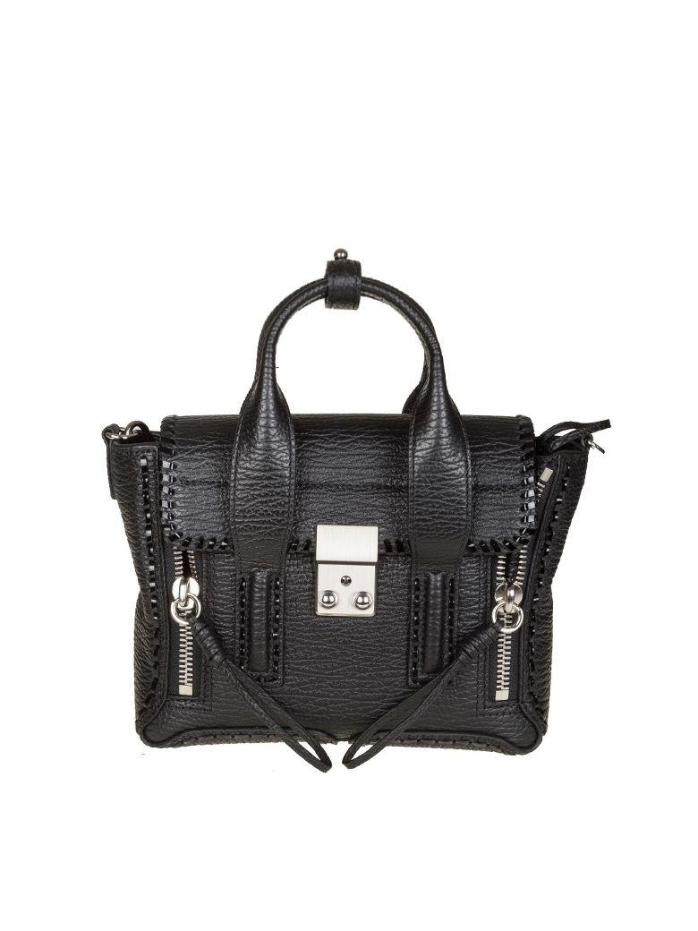 3.1 Phillip Lim Phillip Lim Bag Pashli Mini Leather Black
