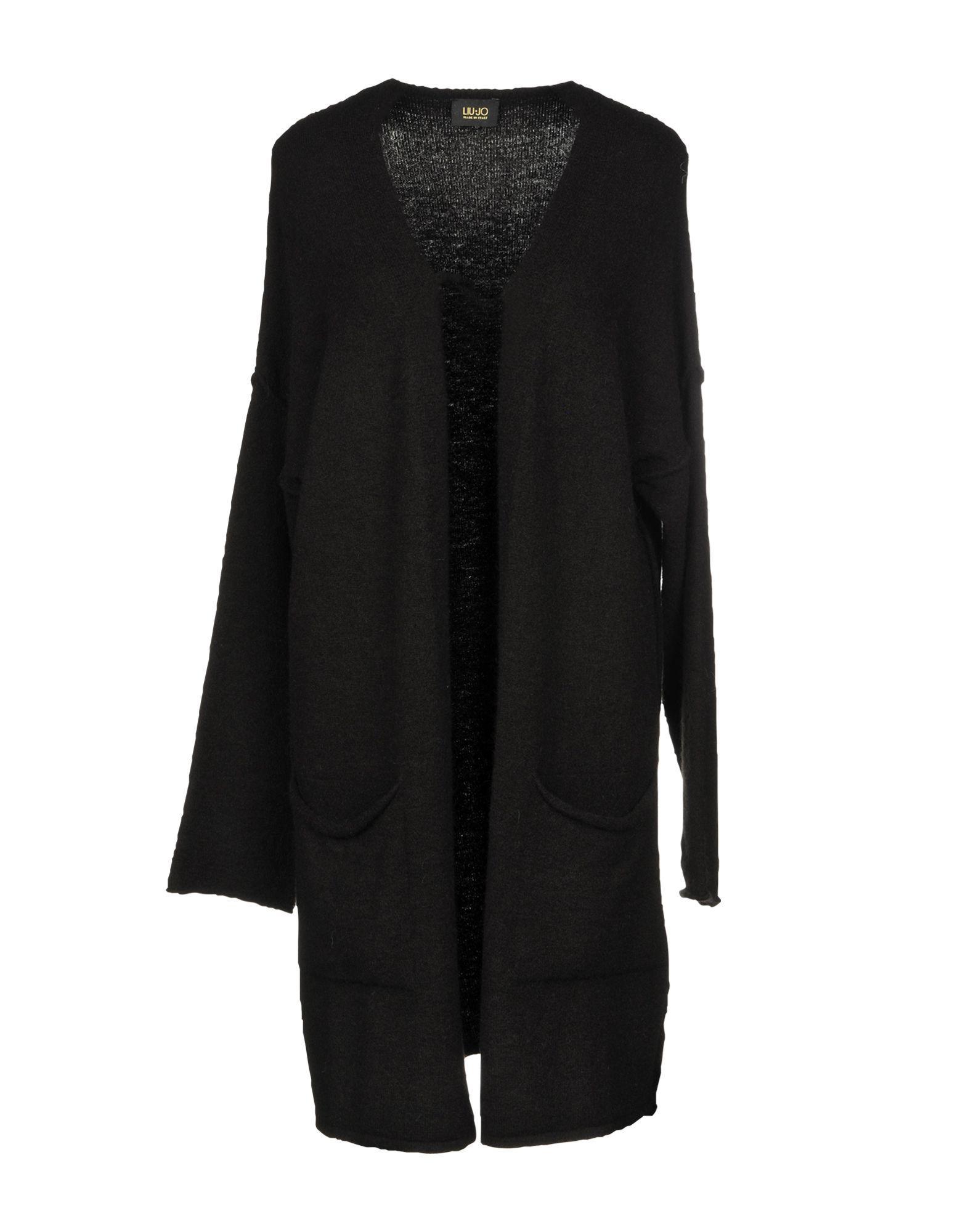 Liu •jo Cardigan In Black