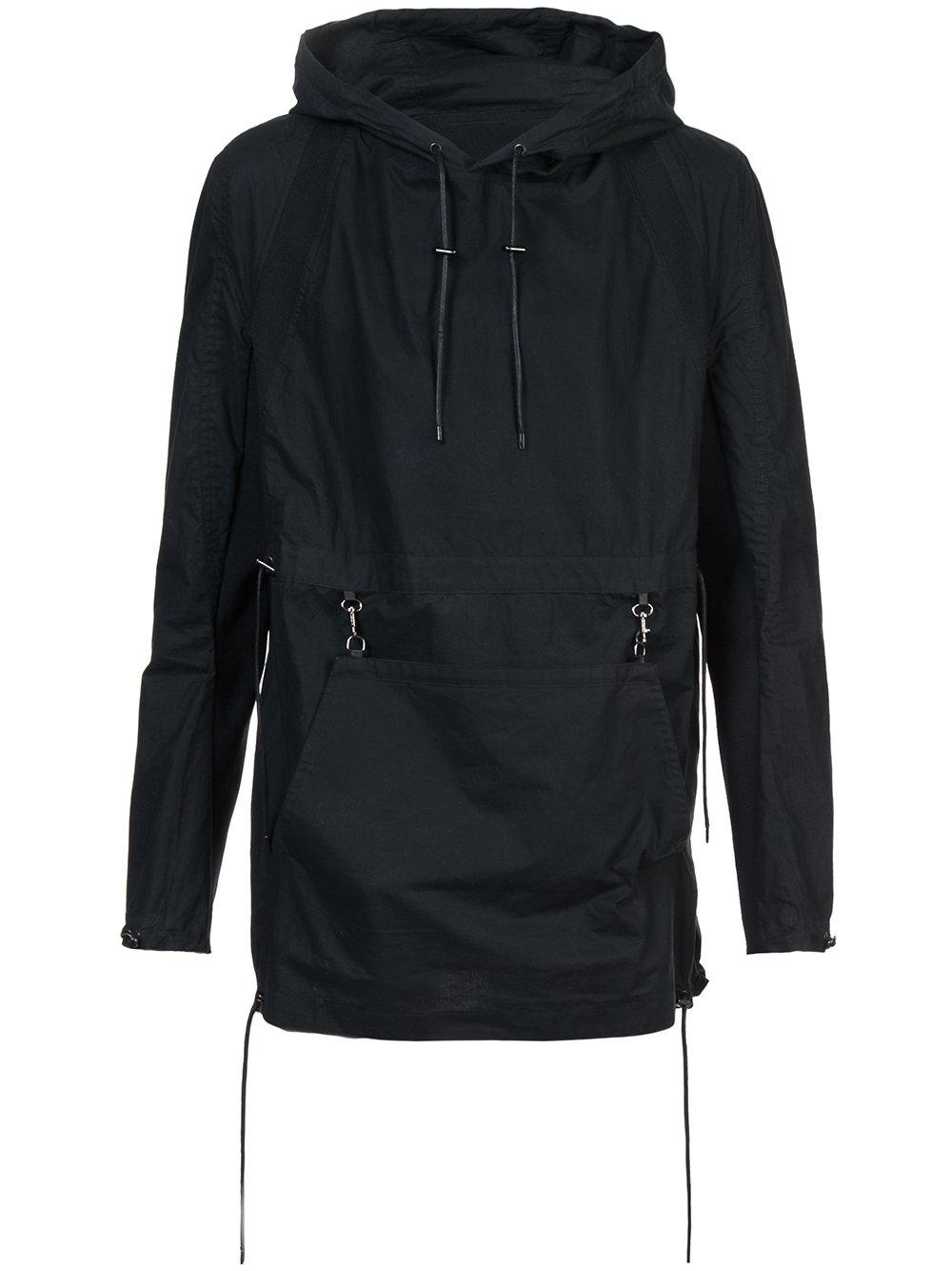 Y/project Y / Project Hooded Pullover - Black