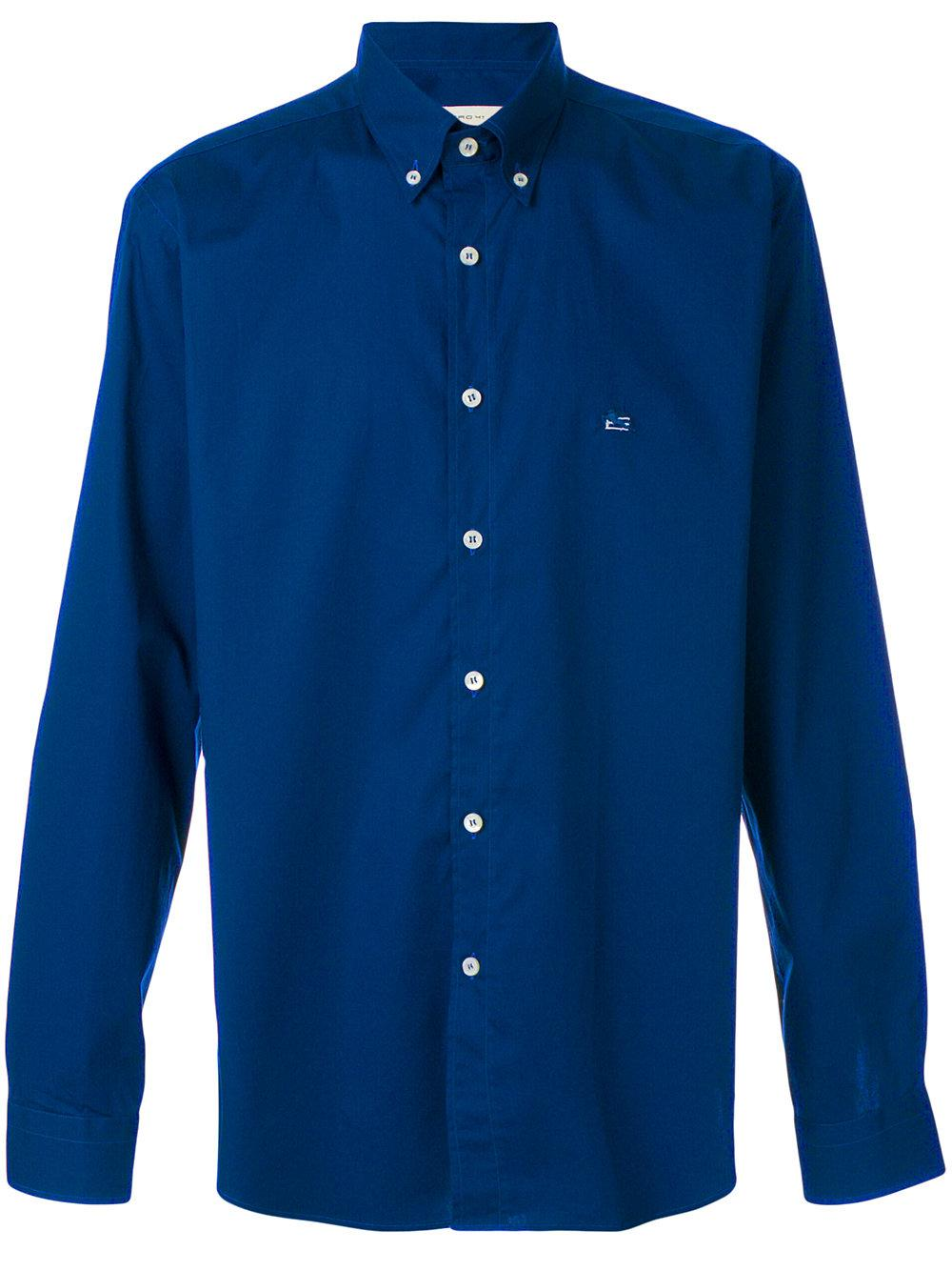 Etro Buttondown Shirt - Blue
