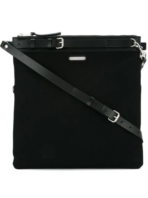 Saint Laurent Id Document Holder In Black