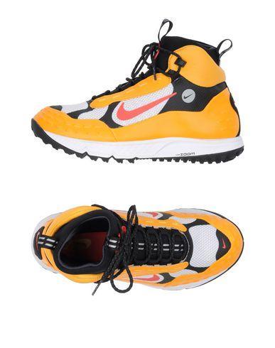 Nike Sneakers In Ocher