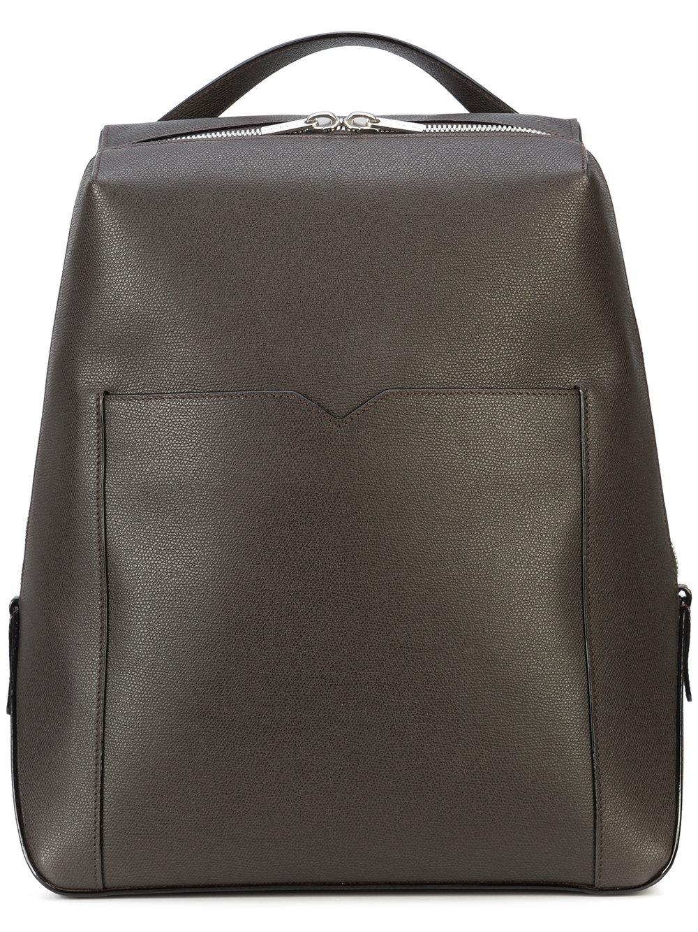 Valextra Structured Backpack