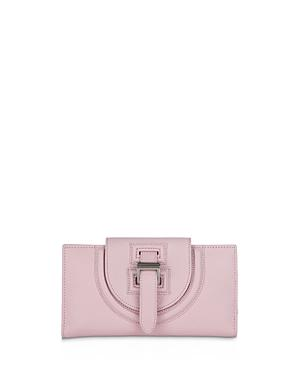 Meli Melo Halo Wallet In Blush/silver