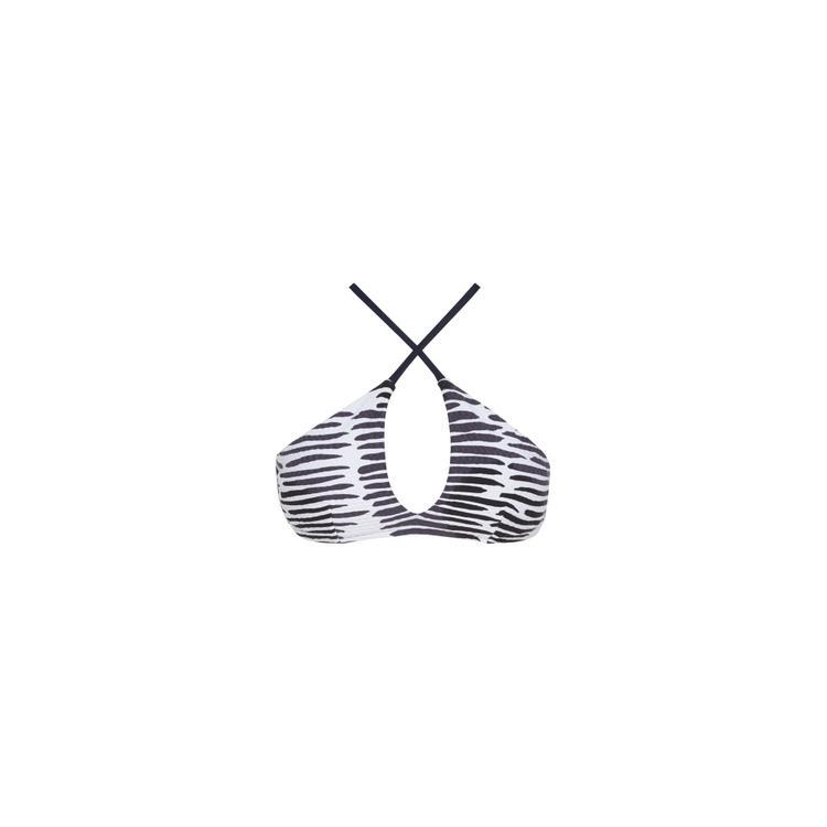 Bondi Born Ocean Vibrations Wrap Bikini Top