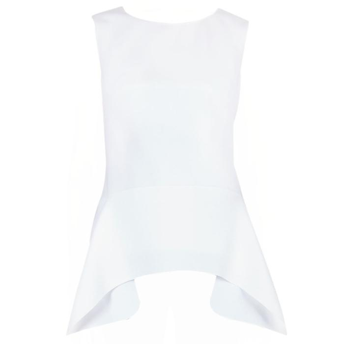 Pinghe Ph15 Sleeveless Draped Top