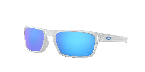 Oakley Sliver Stealth Sunglasses, Oo9408 56 In Blue