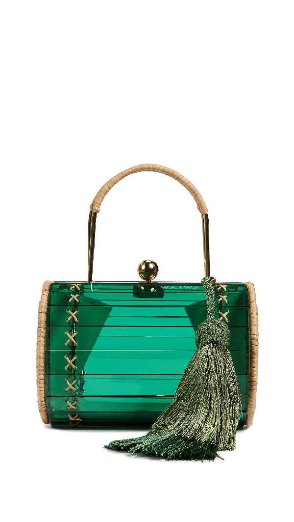 Waiwai Alix Bag In Green