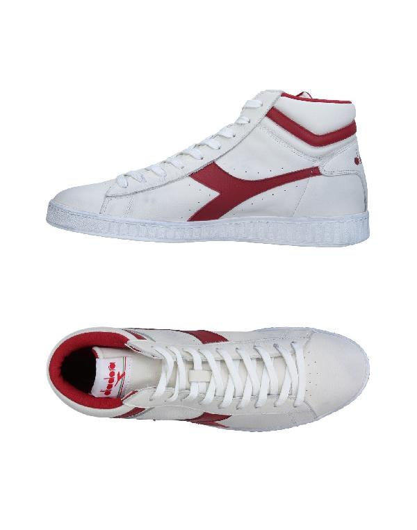 Diadora Sneakers In Beige