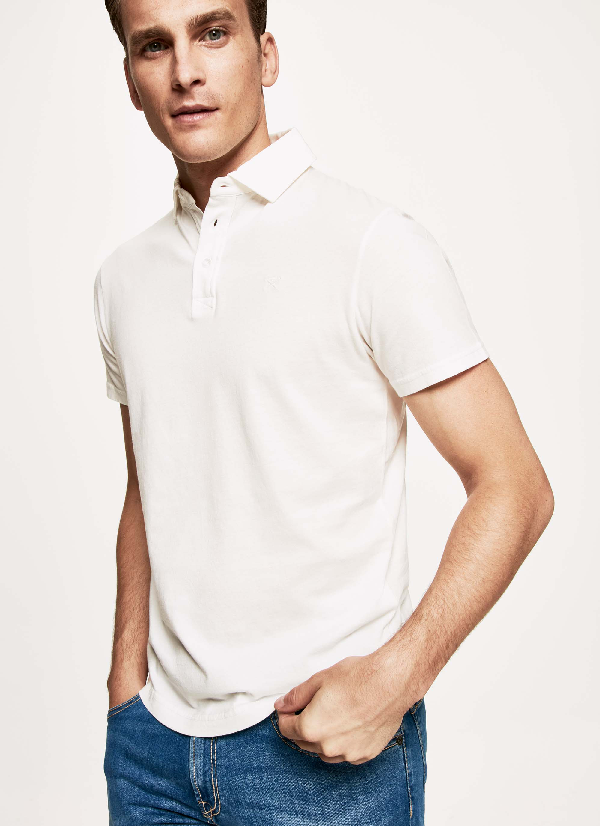 Hackett Cotton-jersey Polo In Berry