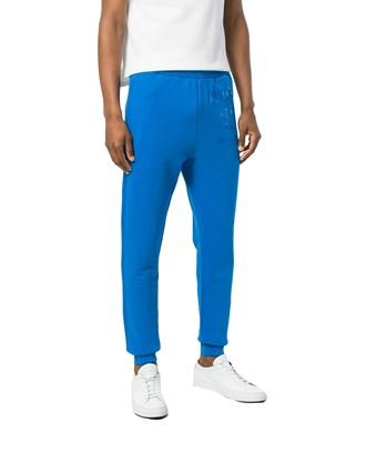 Moschino Men's  Blue Cotton Joggers