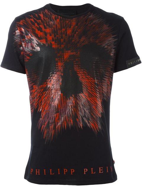 "Philipp Plein T-shirt ""mr Nobody"