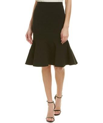 44707f6548 CAROLINA HERRERA. Carolina Herrera Wool-Blend Silk-Lined Pencil Skirt ...