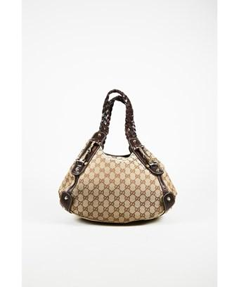2b9f0512ac1 Gucci Pre-Owned Brown