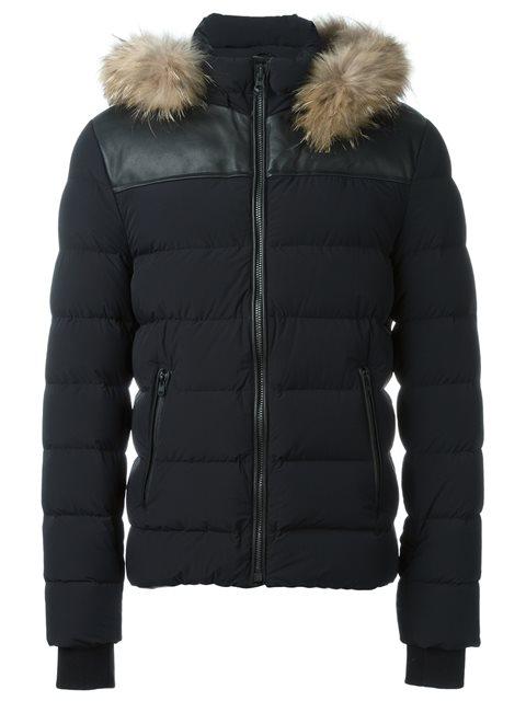 Mackage Black Down Ronin Jacket