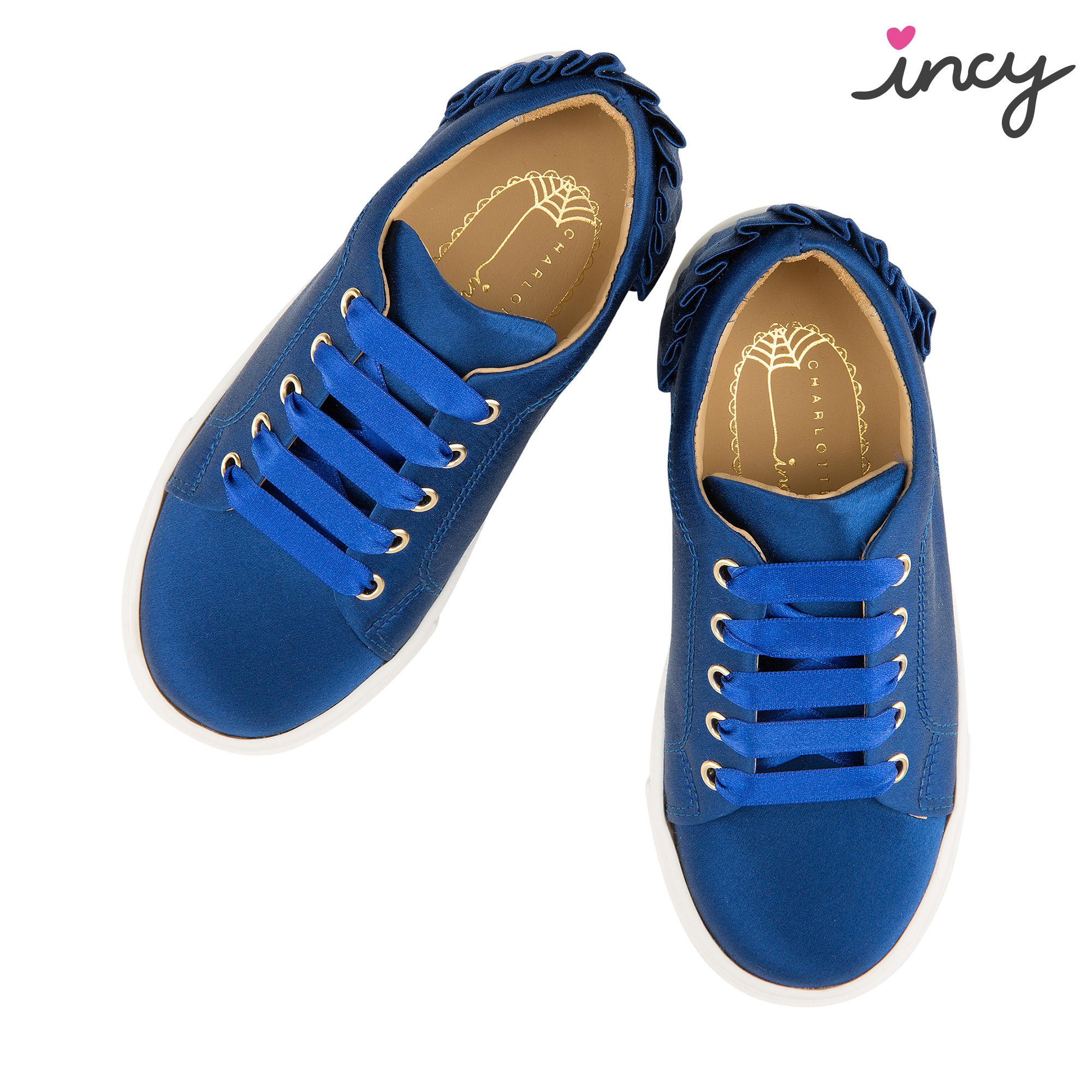 Charlotte Olympia Incy Seville In Blue