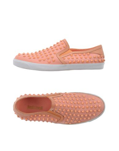 Just Cavalli Sneakers In Salmon Pink