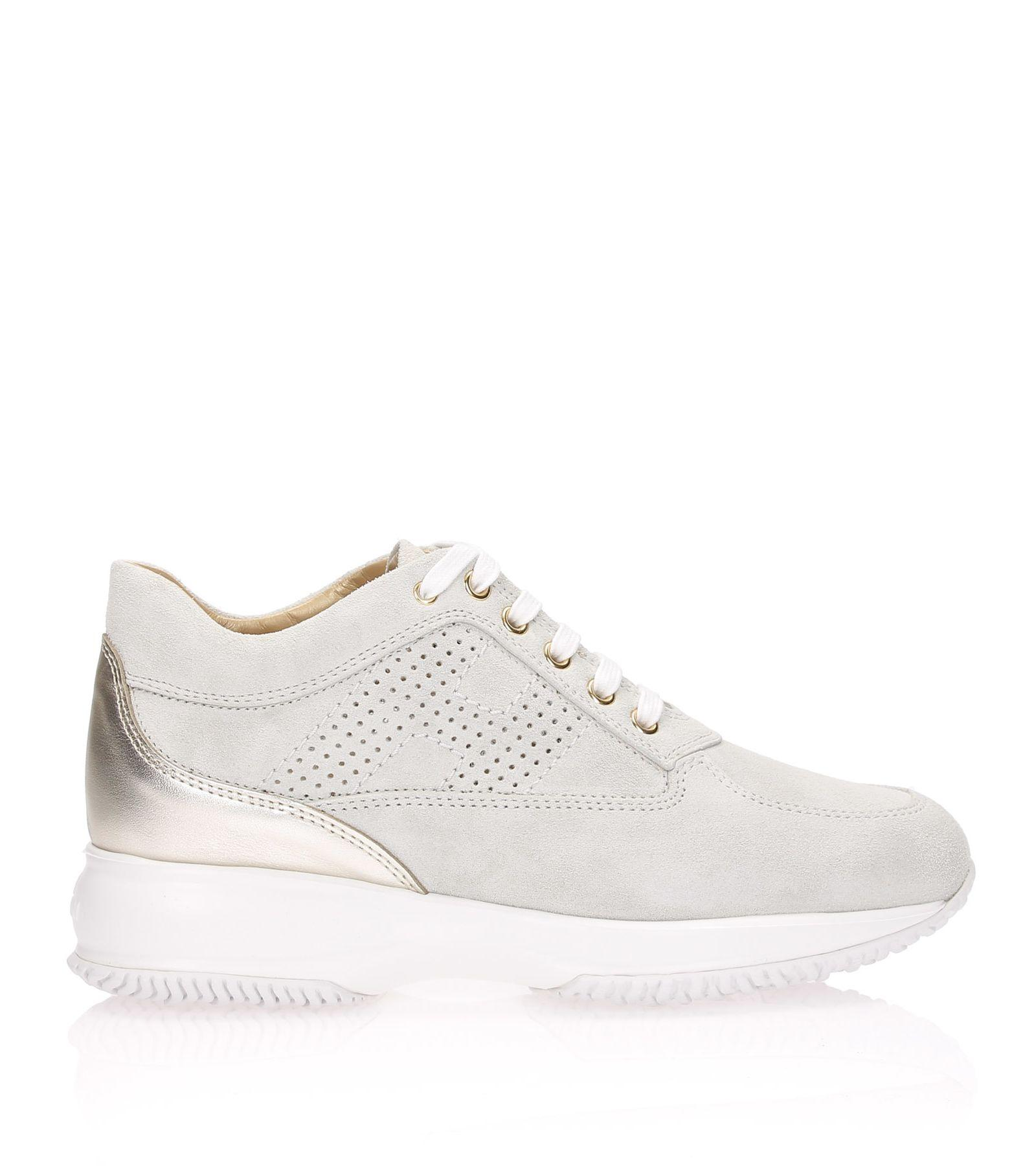 Hogan Sneakers Interactive H In Grey
