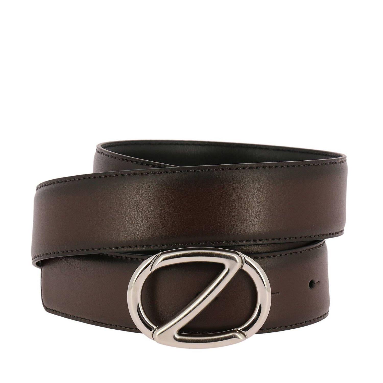 9c14d50c Belt Belt Men Z Zegna in Black