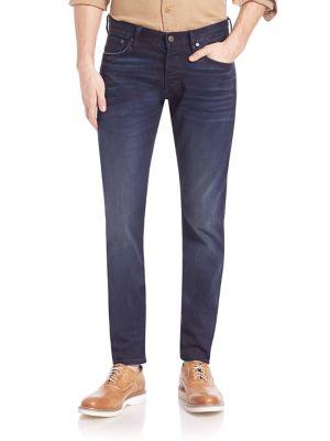 Polo Ralph Lauren Slim-fit Five-pocket Jeans In Jones Indigo Stretch