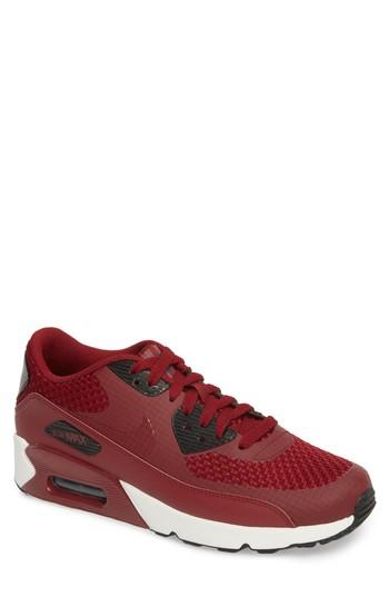 buy online f0f61 dfc59 Nike Men s Air Max 90 Ultra 2.0 Se Casual Sneakers From Finish Line In Team  Red