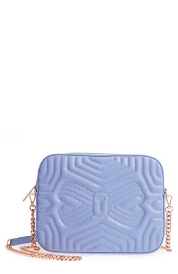 5f79557c2 Style Name  Ted Baker London Quilted Leather Camera Bag. Style Number   5590949.
