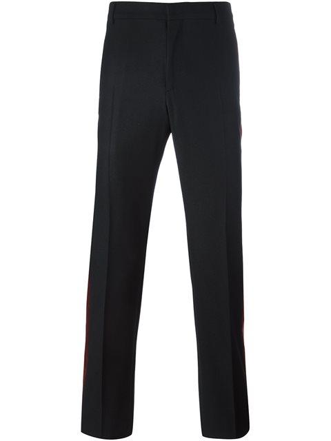 Givenchy Velvet Trim Trousers