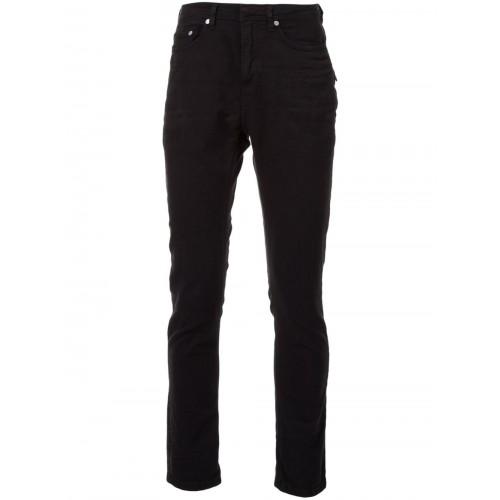 Neil Barrett Cuffed Straight Jeans