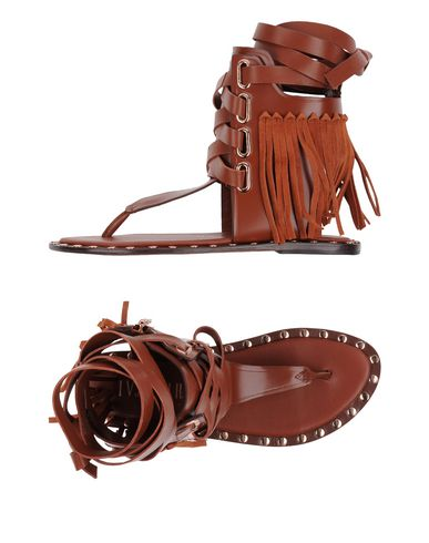 Ivy Kirzhner Flip Flops In Brown