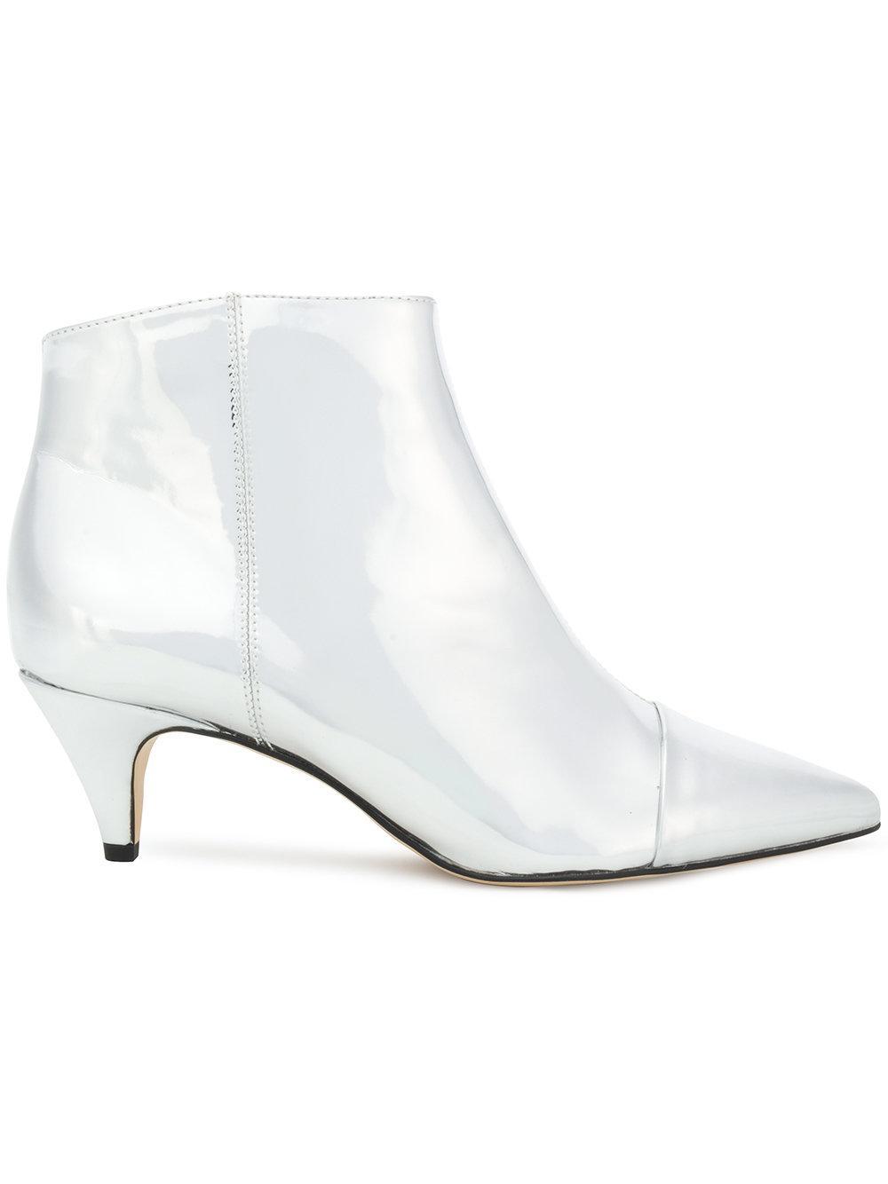 cfde6ec9a89b Sam Edelman Kinzey Ankle Boots - Grey